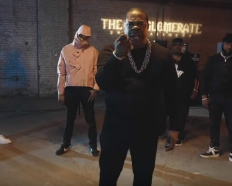 New Video Busta Rhymes - Flipmode Squad Meets The Conglomerate (Ft. Various Artists)