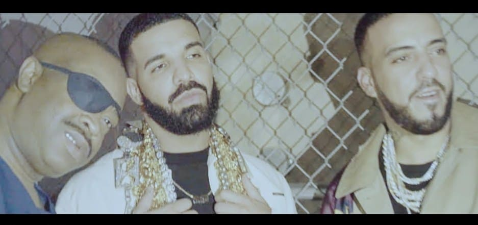 New Video French Montana (Ft. Drake) - No Stylist