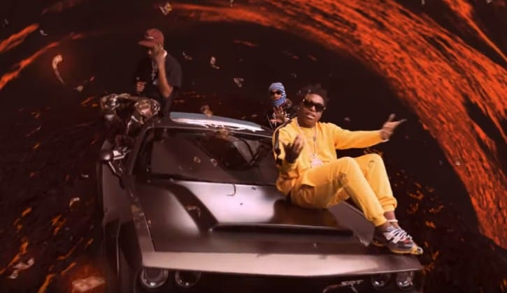 New Video Kodak Black (Ft. Travis Scott & Offset) - ZEZE