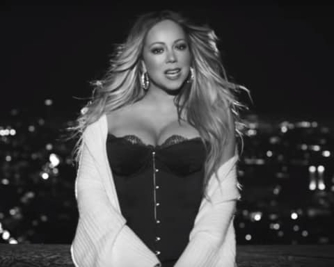 New Video Mariah Carey - With You