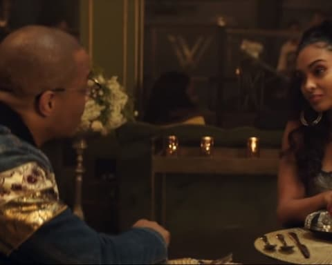 New Video T.I. (Ft. Victoria Monet) - The Amazing Mr. Fk Up