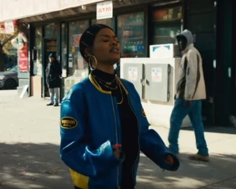 New Video Teyana Taylor (Ft. Method Man, Raekwon & Ghostface Killah) - Gonna Love Me (Remix)