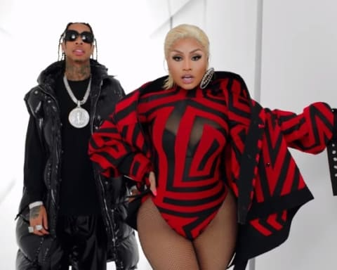 New Video Tyga (Ft. Nicki Minaj) - Dip