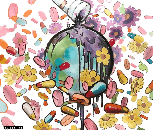 Stream Future & Juice WRLD's Joint Project 'WRLD ON DRUGS'