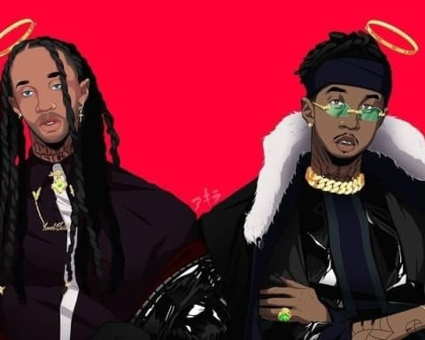 Ty Dolla Sign & Jeremih Reveals Cover Art for 'MihTy' Album