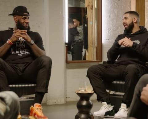 Watch Drake Talks About his Beef with Kanye West, Pusha T's Diss Track & More with LeBron James