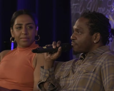 Watch Pusha T's Interview with Red Bull Music Festival