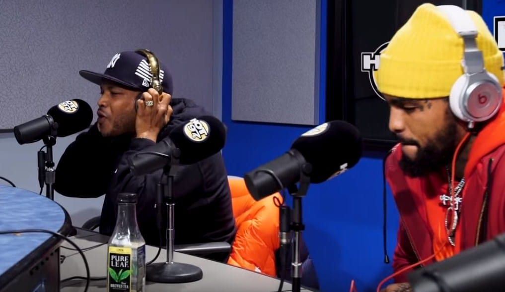 Watch Styles P & Dave East's 'Funk Flex' Freestyle