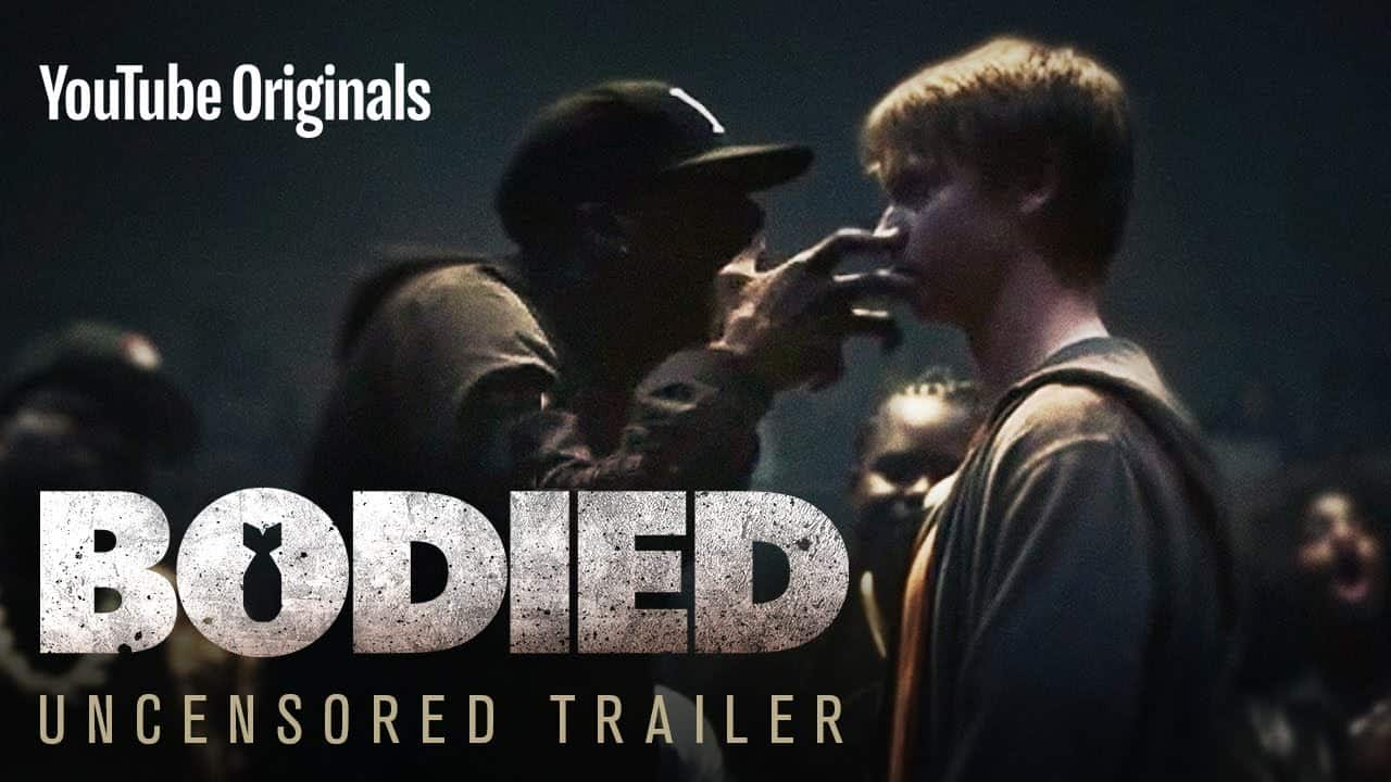 Watch The Official Trailer of Bodied Movie (Produced by Eminem)