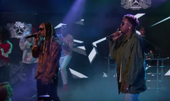 Watch Ty Dolla Sign & Jeremih Performs 'The Light' on Jimmy Kimmel Live