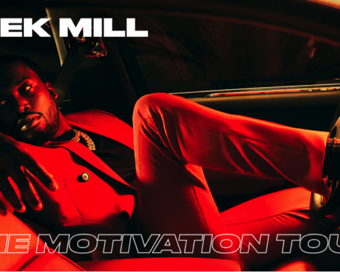 Meek Mill Announces 'The Motivation' Tour