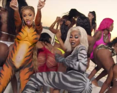 New Video City Girls (Ft. Cardi B) - Twerk (Remix)