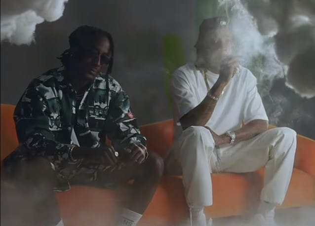 New Video K Camp (Ft. Wiz Khalifa) - Clouds