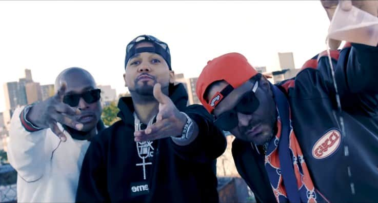 New Video The Diplomats - Sauce Boyz