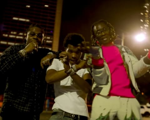 New Video Young Thug (Ft. Gunna & Lil Baby) - Chanel