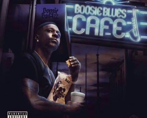 Stream Boosie Badazz's New Blues Album 'Boosie Blues Cafe'