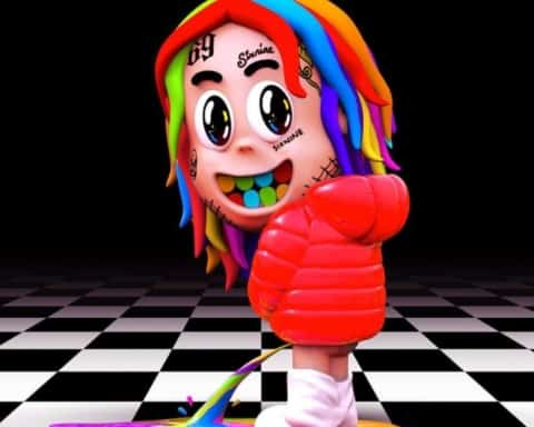 Stream Tekashi 6ix9ine's New Album 'DUMMY BOY'