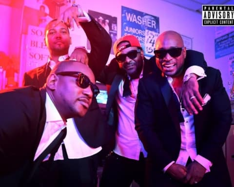 Stream The Diplomats' New Album 'Diplomatic Ties'
