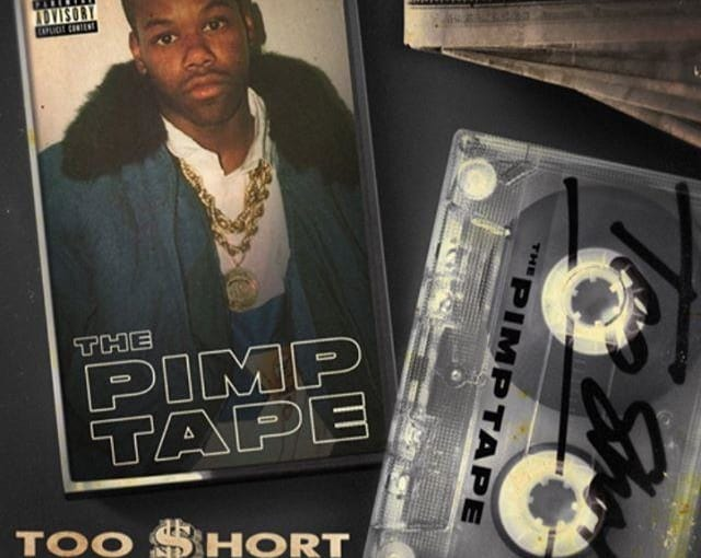 Stream Too Short's New Project 'The Pimp Tape'