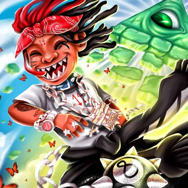 Stream Trippie Redd's New Project 'A Love Letter To You 3'