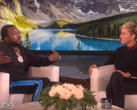 Watch Meek Mill's Interview on The Ellen Show