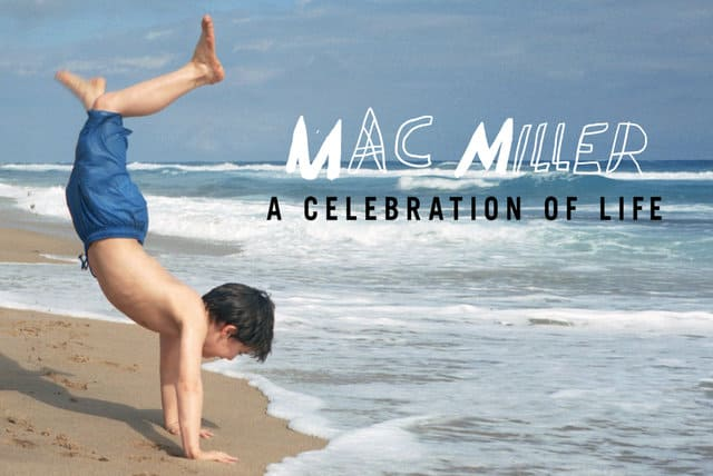Watch The 'Mac Miller A Celebration of Life' Tribute Concert