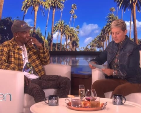 Watch Travis Scott's Interview & 'SICKO MODE' Performance on The Ellen Show