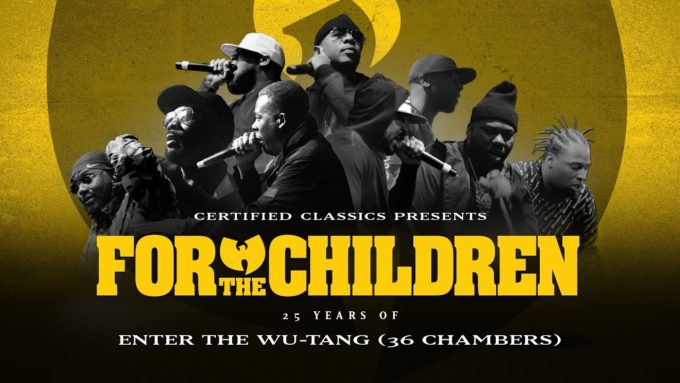 Watch Wu-Tang Clan Celebrates 25th Anniversary of 'Enter The Wu-Tang (36 Chambers)' with A Short Film
