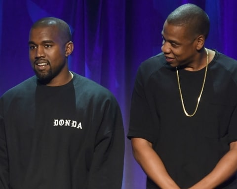 Kanye West Resonds to JAY-Z's Tweet