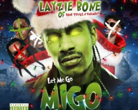 New Music Layzie Bone - Let Me Go Migo (Migos' Diss)