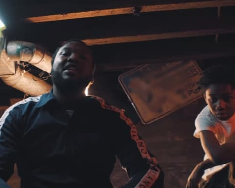 New Video Meek Mill - Trauma