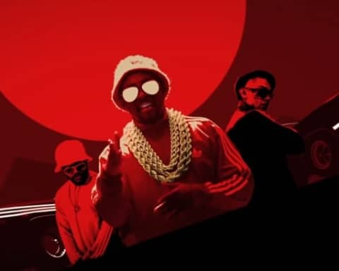 New Video The Black Eyed Peas - BACK 2 HOPHOP (Ft. Nas)