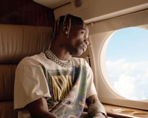 New Video Travis Scott (Ft. Nav & Gunna) - YOSEMITE