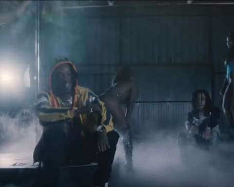 New Video YBN Nahmir (Ft. Wiz Khalifa) - Cake