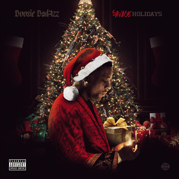 Stream Boosie Badazz's New Mixtape 'Savage Holidays' ft. YFN Lucci & Rich Homie Quan
