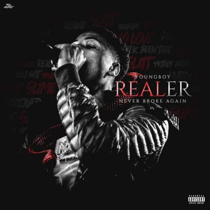 Stream NBA Youngboy's New Project 'Realer' Feat. Lil Baby & Plies