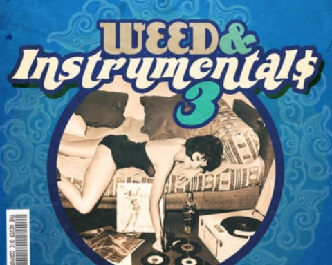 StreamDownload Currensy's New Mixtape 'Weed & Instrumentals 3'