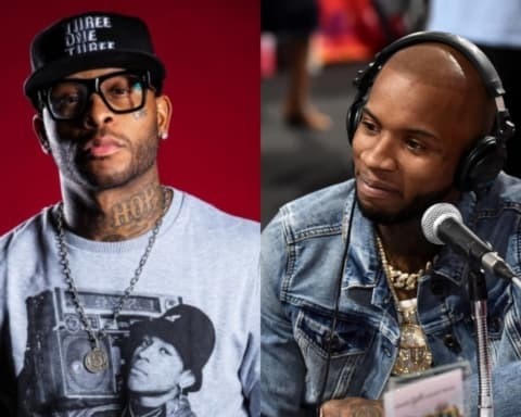 Tory Lanez & Royce Da 5'9 Get Into A Heated Twitter Exchange