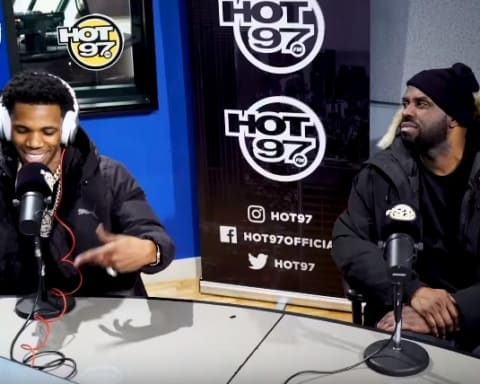 Watch A Boogie Wit Da Hoodie's 'Funk Flex' Freestyle
