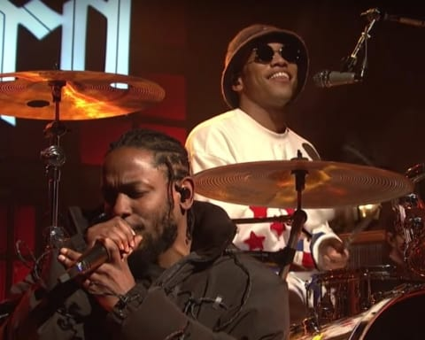Watch Anderson .Paak & Kendrick Lamar Performs 'Tints' on SNL