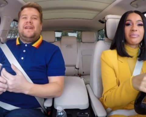 Watch Cardi B's Episode of Carpool Karaoke with James Corden