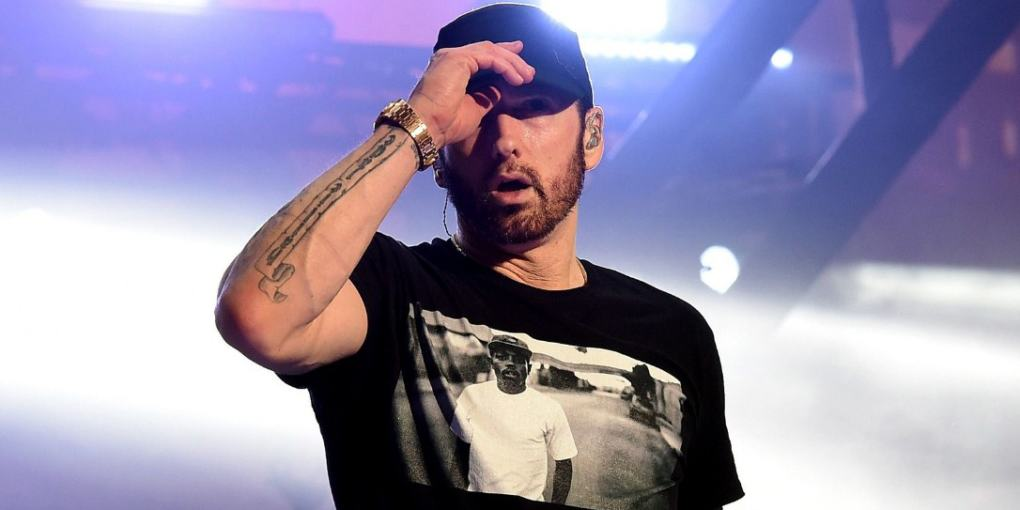Eminem Topped the List of Most Album Sales in 2018