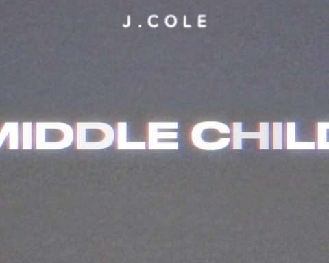 J. Cole Returns With A New Single 'Middle Child'