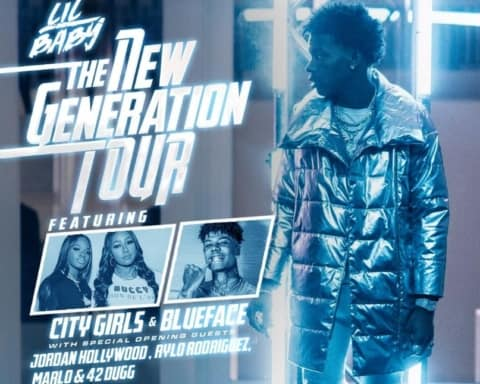 Lil Baby Announces 'The New Generation Tour' with City Girls & Blueface