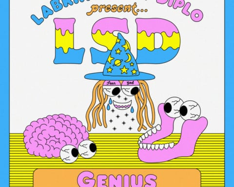 New Music LSD (Labrinth, Sia & Diplo) (Ft. Lil Wayne) - Genius (Remix)