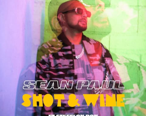 New Music Sean Paul - Shot & Wine (Ft. Stefflon Don)