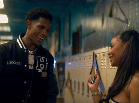 New Video A Boogie Wit Da Hoodie - Look Back At It