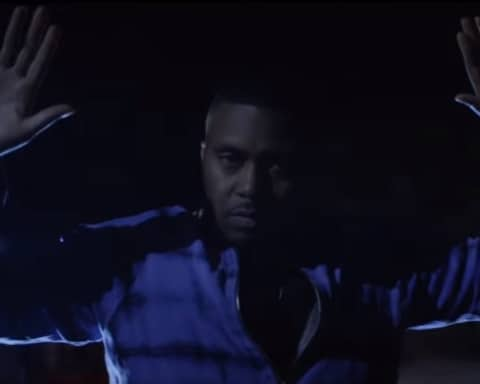 New Video Nas - Cops Shot The Kid