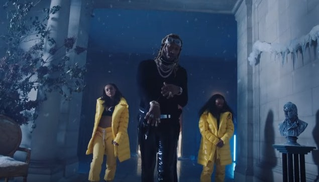 Watch Future Drops New Song & Video Crushed Up