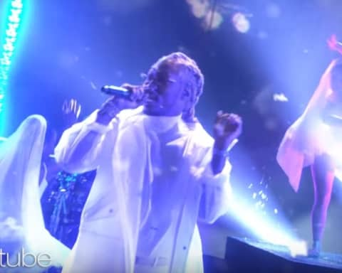 Watch Future Performs 'Crushed Up' on The Ellen Show